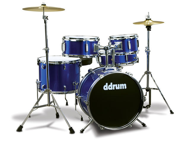 Ddrum Junior Drum Set Complete