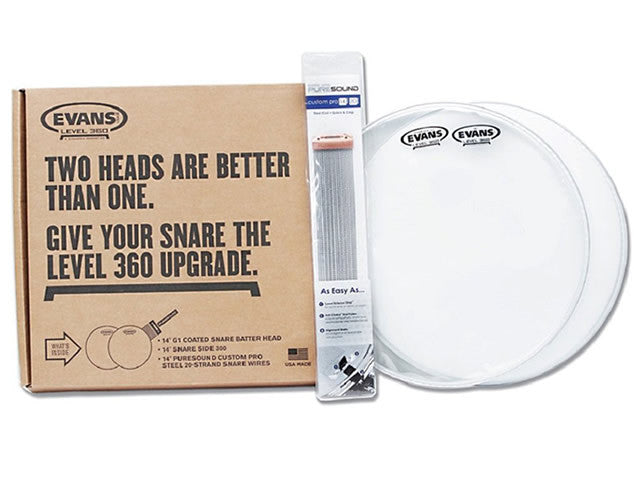 Evans Level 360 Snare Drum Tune Up Kit