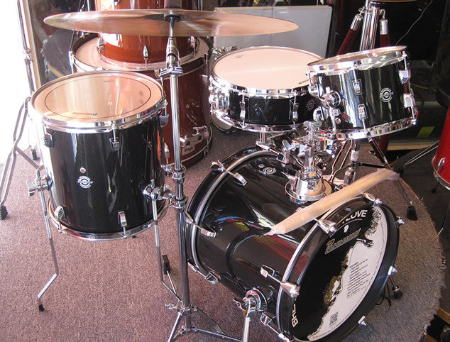 Ludwig Questlove 4pc Drum Set