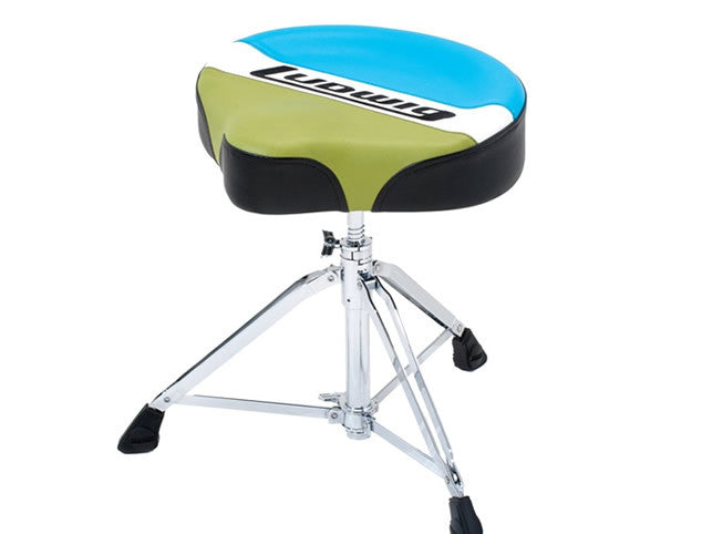 Ludwig Saddle Drum Throne