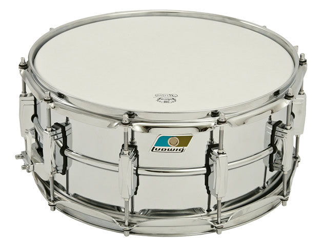 Ludwig LM402 6.5x14 Snare