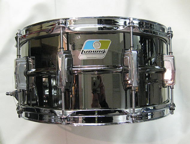 Ludwig Black Beauty 6.5x14