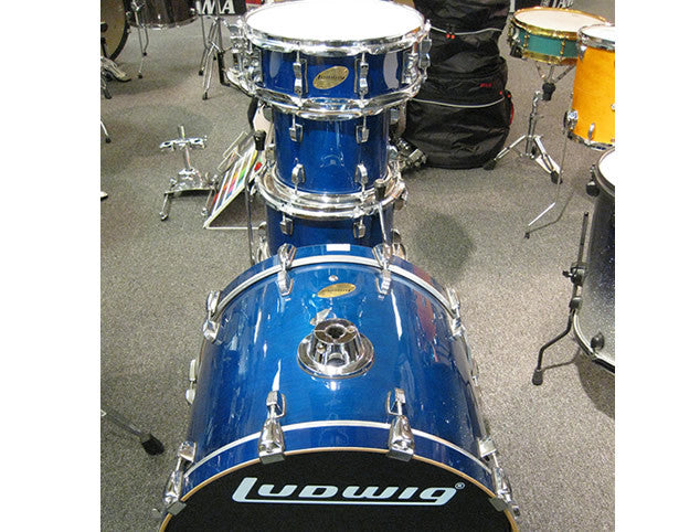 Ludwig Accent Custom 5pc. Drum Set Shell Pack