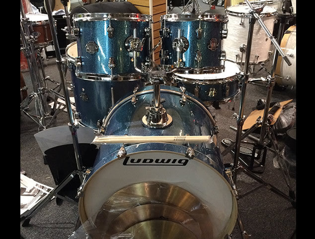 Ludwig Element Drum Set