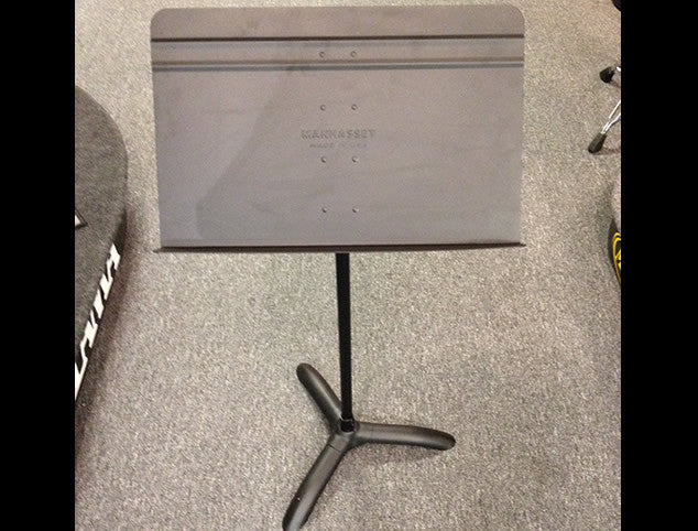 Manhasset Professional Quality and Legendary Music Stand