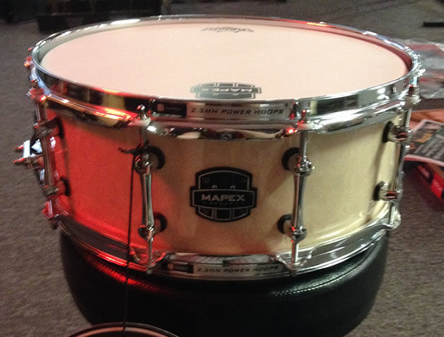 Mapex Armory Peacemaker Snare