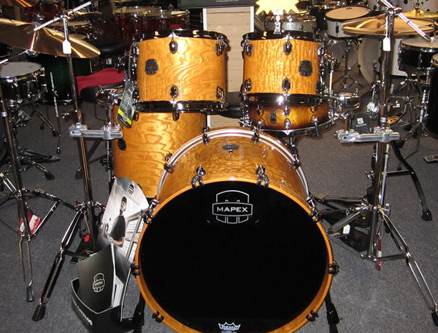 Mapex Saturn 4 5pc Drum Set