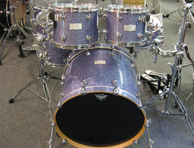 Mapex Saturn Maple/Walnut Shell Pack