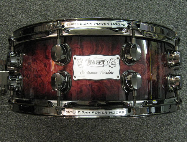 Mapex Birch Walnut Snare