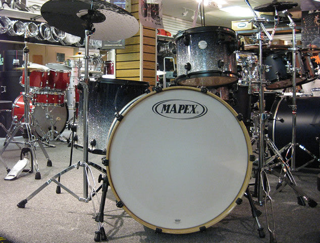 Mapex Meridian Maple Rock 24 4pc Drum Set