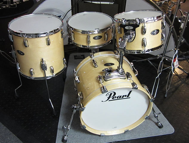 Pearl Vision Birch 4pc Jazz Shell Pack