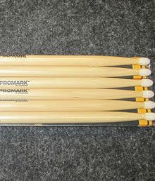 Promark 5B Hickory Wood or nylon 6-pack of Sticks