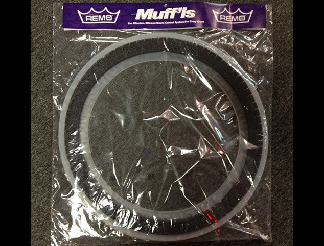 Remo Bass Drum Muffle Strips