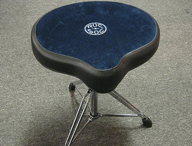 Roc N Soc Mac Saddle Drum Throne