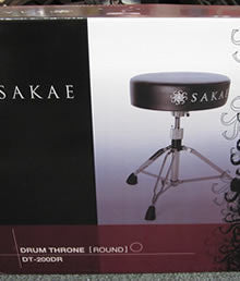 Sakae DT-200DR Round Drum Throne