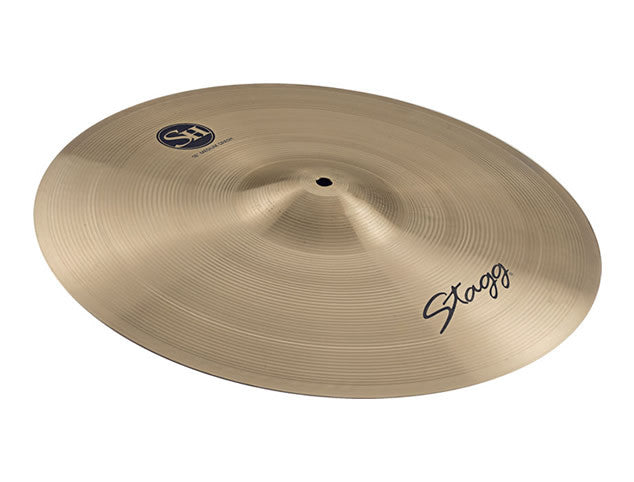 Stagg SH Series Crash Cymbal with Boom Stand - 15