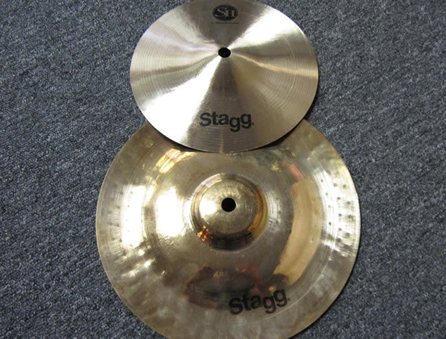 Stagg Large Stacker Set: 10