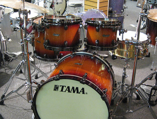 Tama Starclassic Maple 5pc Drum Set - Store Demo Model