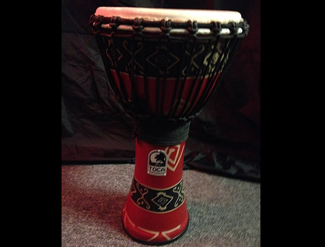 Toca Djembe 10-inch or 12-inch Size