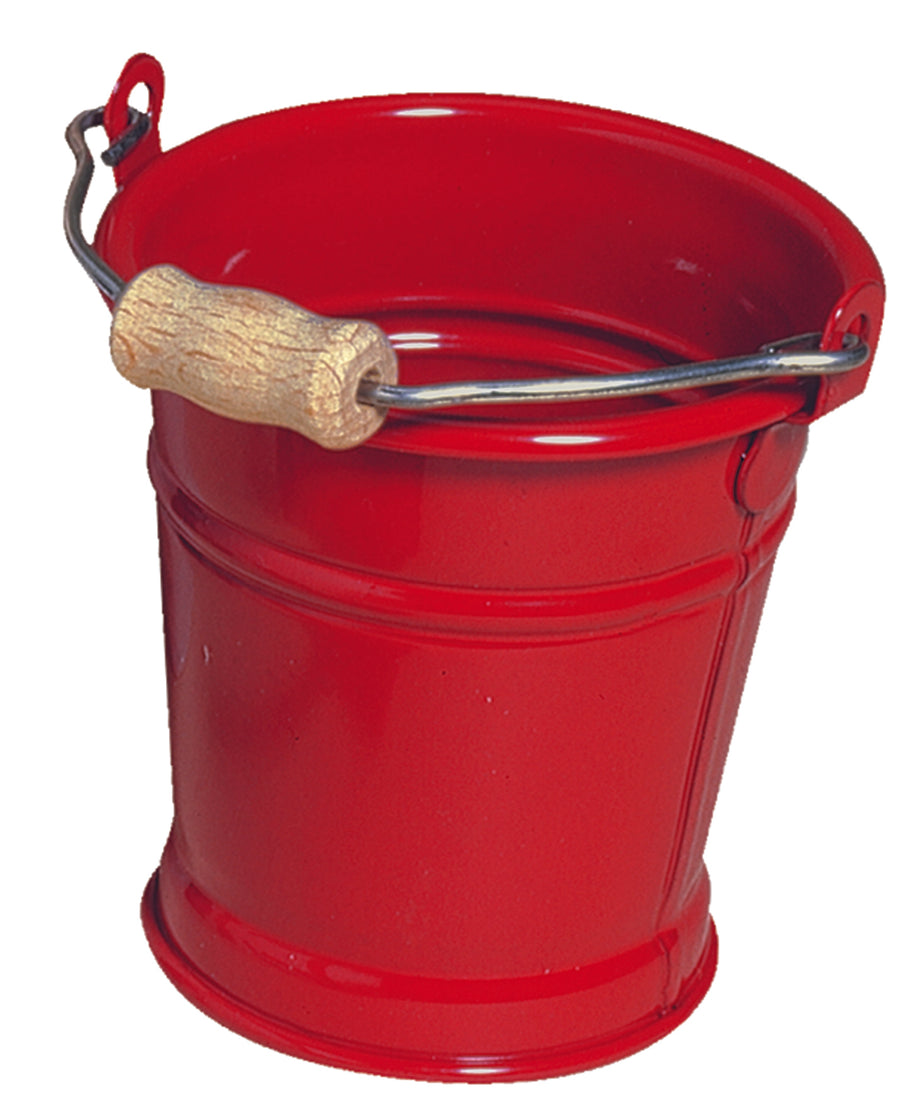 Doll's Bucket - Red