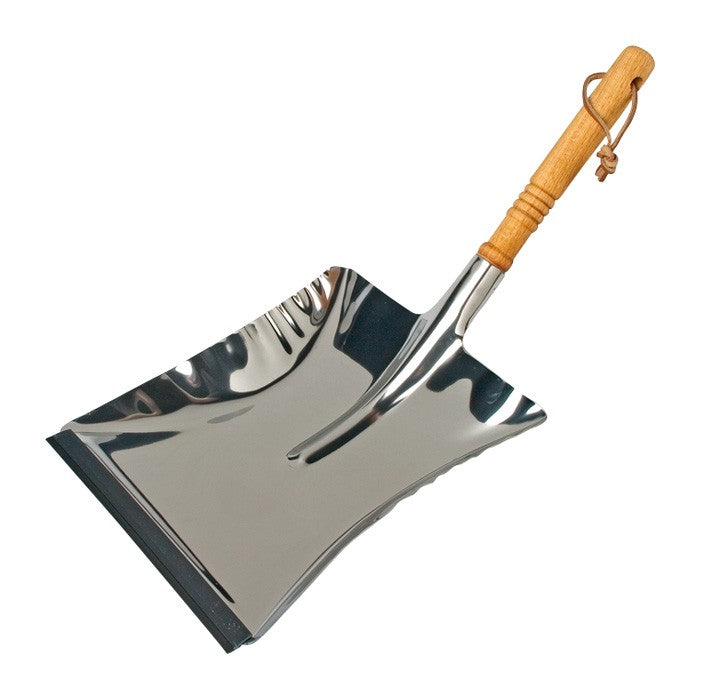 Dustpan - Stainless Steel