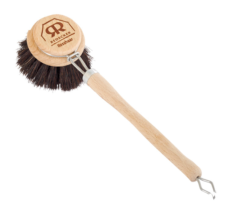 Dish Brush with Horsehair - 5cm