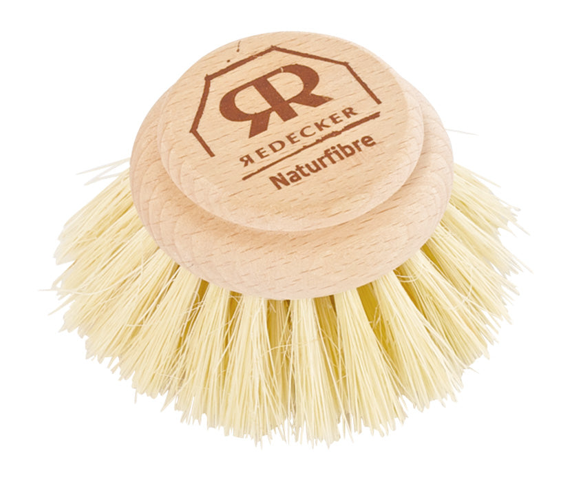 Dish Brush Replacement Head with Tampico Fibre - 5cm