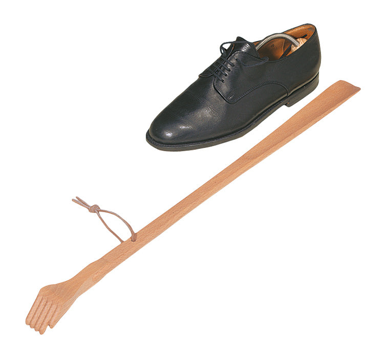 Shoehorn with Back Scratcher - 59cm
