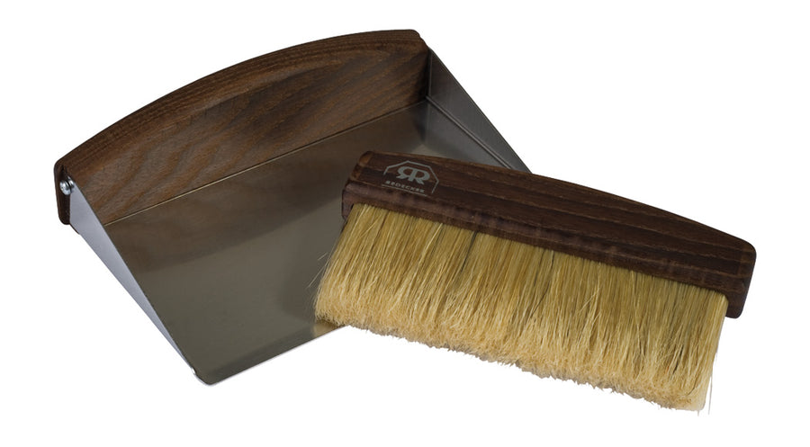Table Sweeping Set, Thermowood