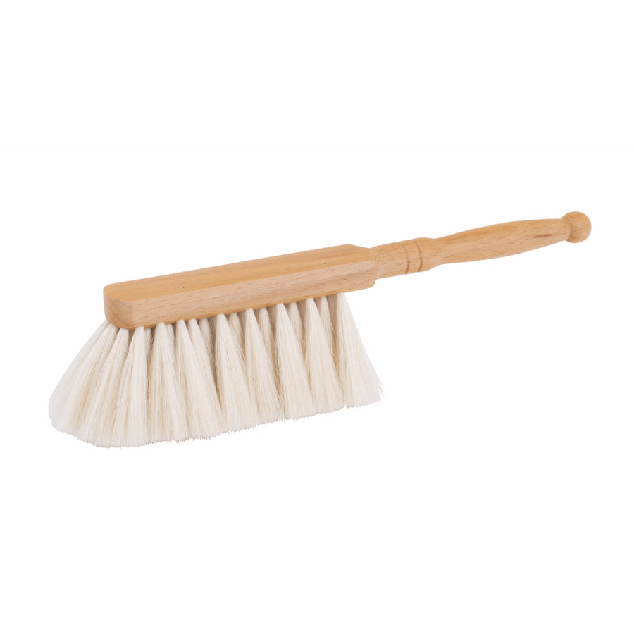 Dust Brush with Waxed Beechwood - Small