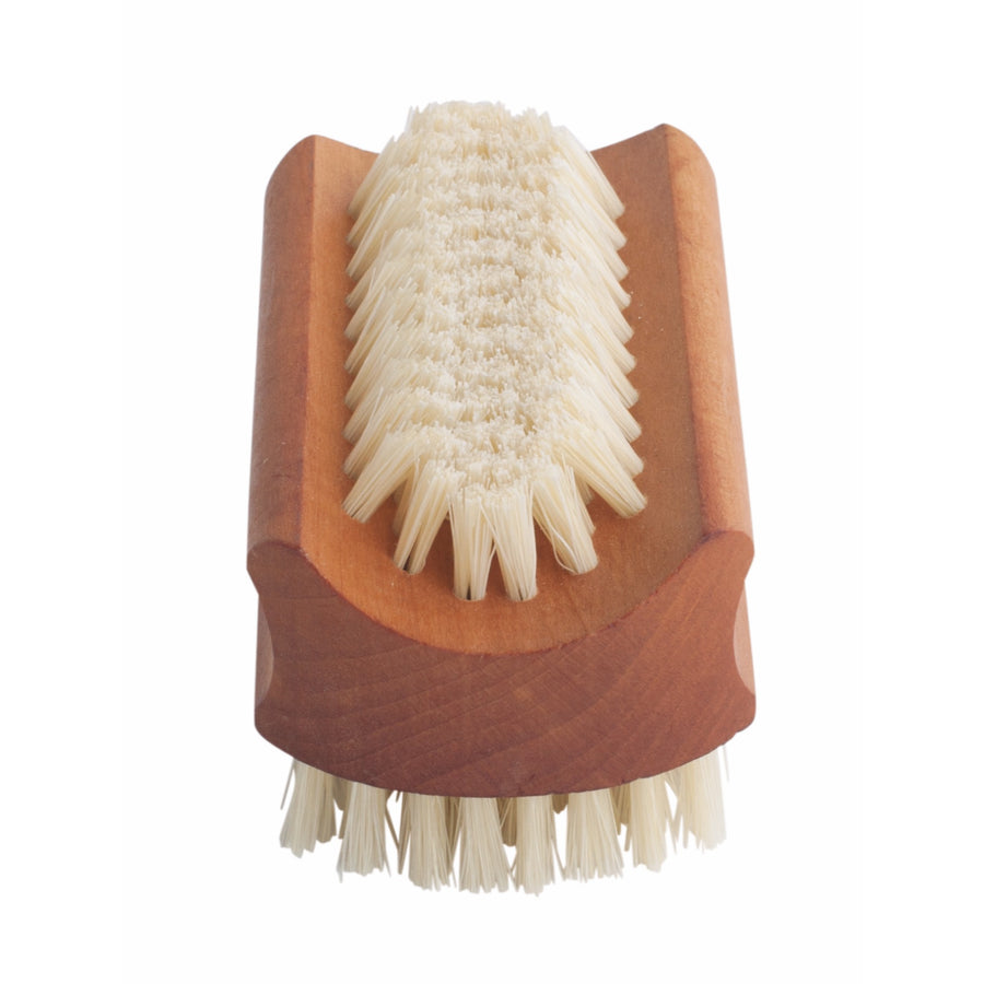 Nailbrush with Pearwood & Bristle - Large