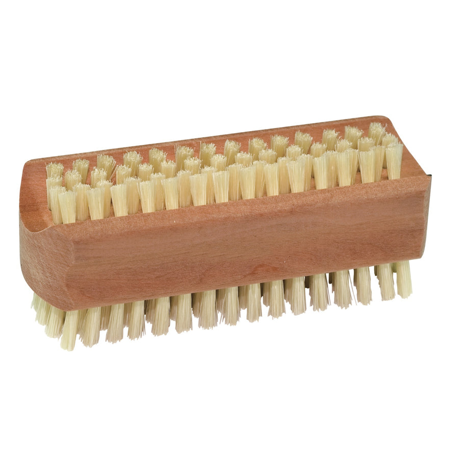 Nailbrush with Pearwood & Bristle - Medium