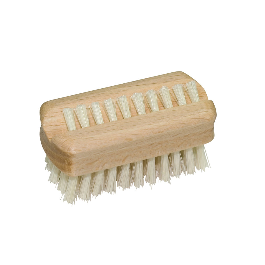 Travel Nailbrush with Beechwood & Bristle