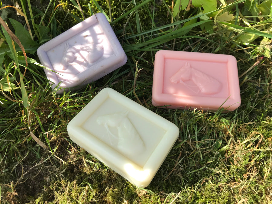 Mares Milk Soap - Rose