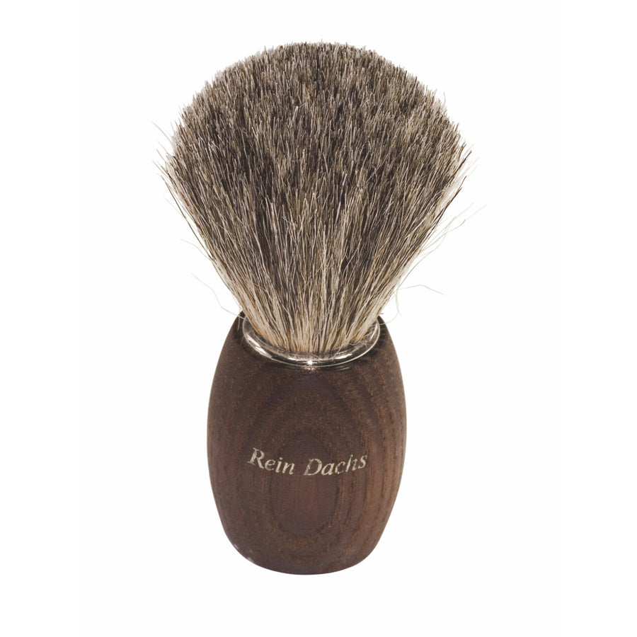 Thermowood Shaving Brush, Badger Hair