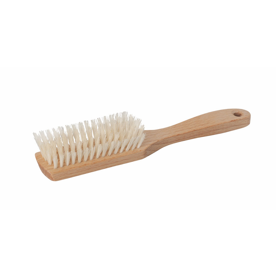 Wooden Hairbrush For Sensitive Scalp Beechwood