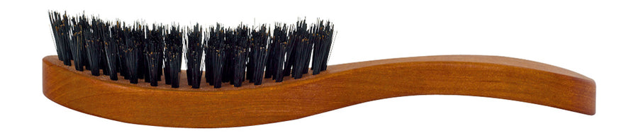 Hairbrush with Pearwood & Black Bristle