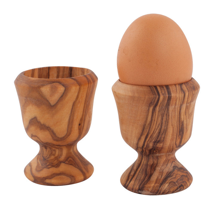 Wooden Egg Cup, Olive Wood