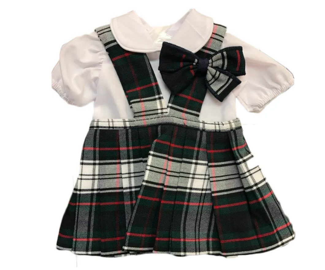 American Girl Doll Dress Plaid-45
