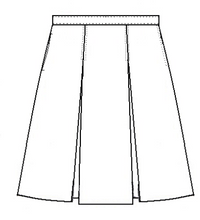 Load image into Gallery viewer, Plaid 2 Kick Pleat Skirt-Plaid 50