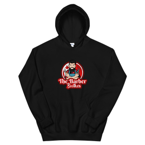 The BarberBooth Hoodie
