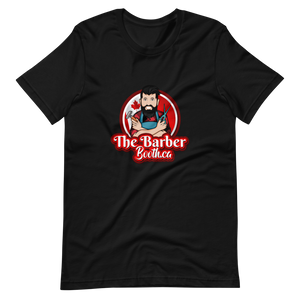 The BarberBooth Tee