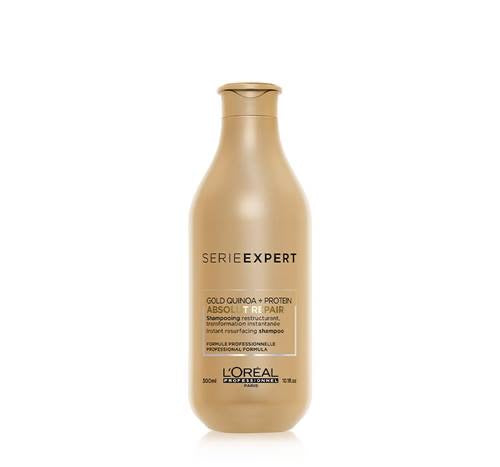 L'Oreal INSTANT RESURFACING SHAMPOO ABSOLUT REPAIR | 300 ml