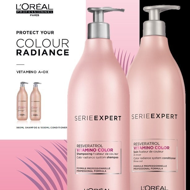 L'Oreal Vitamino Colour Radiance 1L Pack