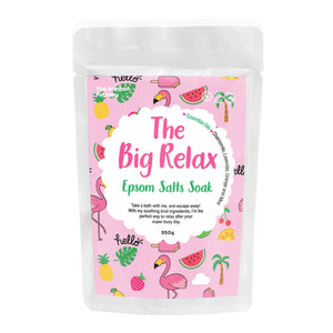 The Big Relax Bath Soak