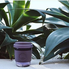 Load image into Gallery viewer, FREE GIFT  with qualifying purchase- Sol Reusable Coffee Cup -Mystic Mauve
