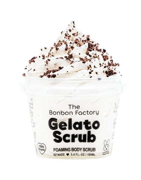Soft Serve Gelato Scrub