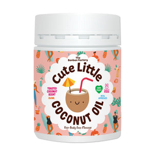 Cute Little Coconut Oil