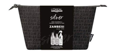L'Oreal Zambesi Gift Pack Silver
