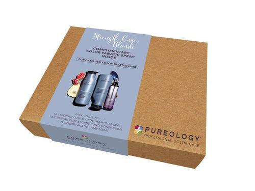 Pureology Strength Cure Blonde Pack